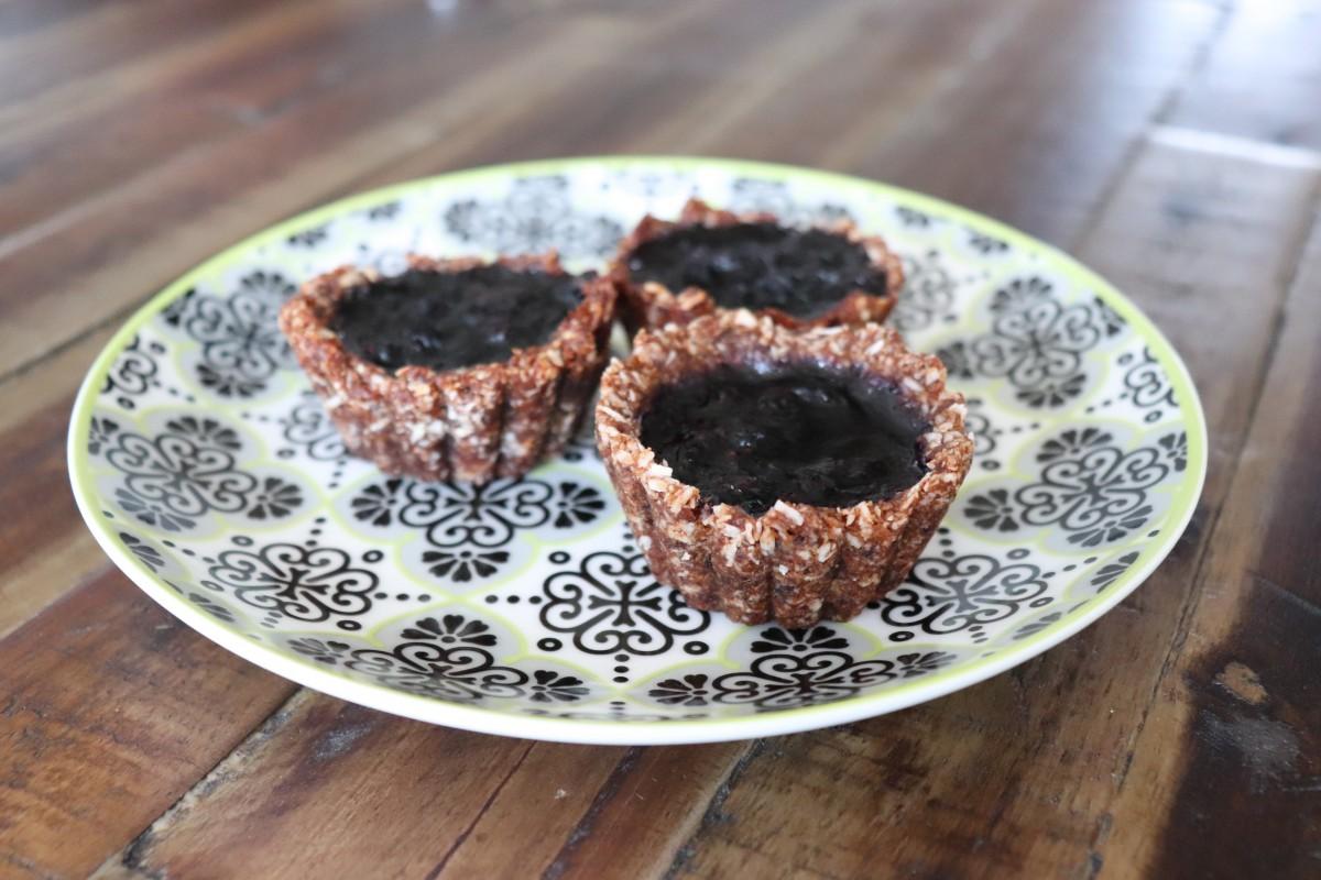 Elitsa Dineva IMG_1941 Gluten-, Dairy-, Egg-, Nut-free Tarts with Blueberry Jam (AIP, Paleo) Recipes